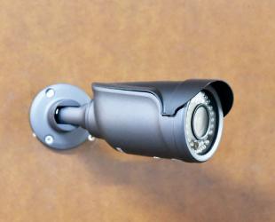 防犯カメラの紹介のイメージ